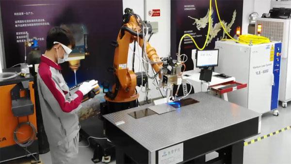 GS-RB Series Robot Welding Machine