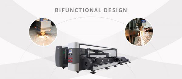 GS-CEG Series Sheet and Tube Laser Cutting Machine